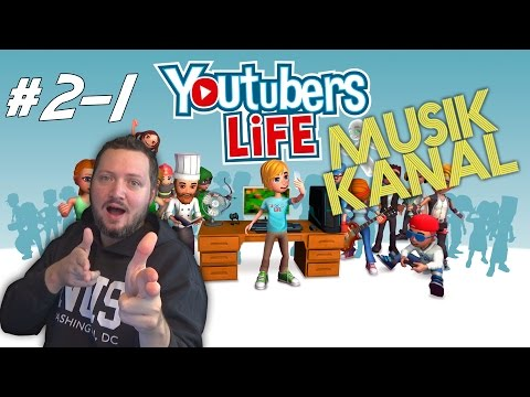 MUSIK KANAL! / MUSIC CHANNEL! - YouTubers Life dansk - Sæson 2 - Ep 1