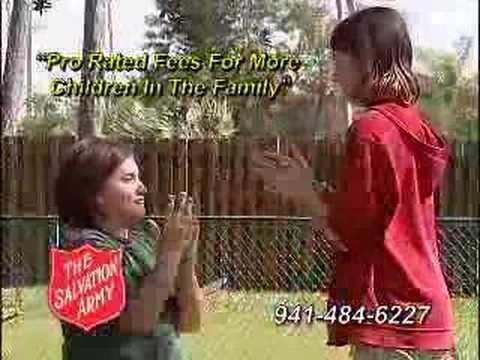 Salvation Army Venice FL Youth Programs