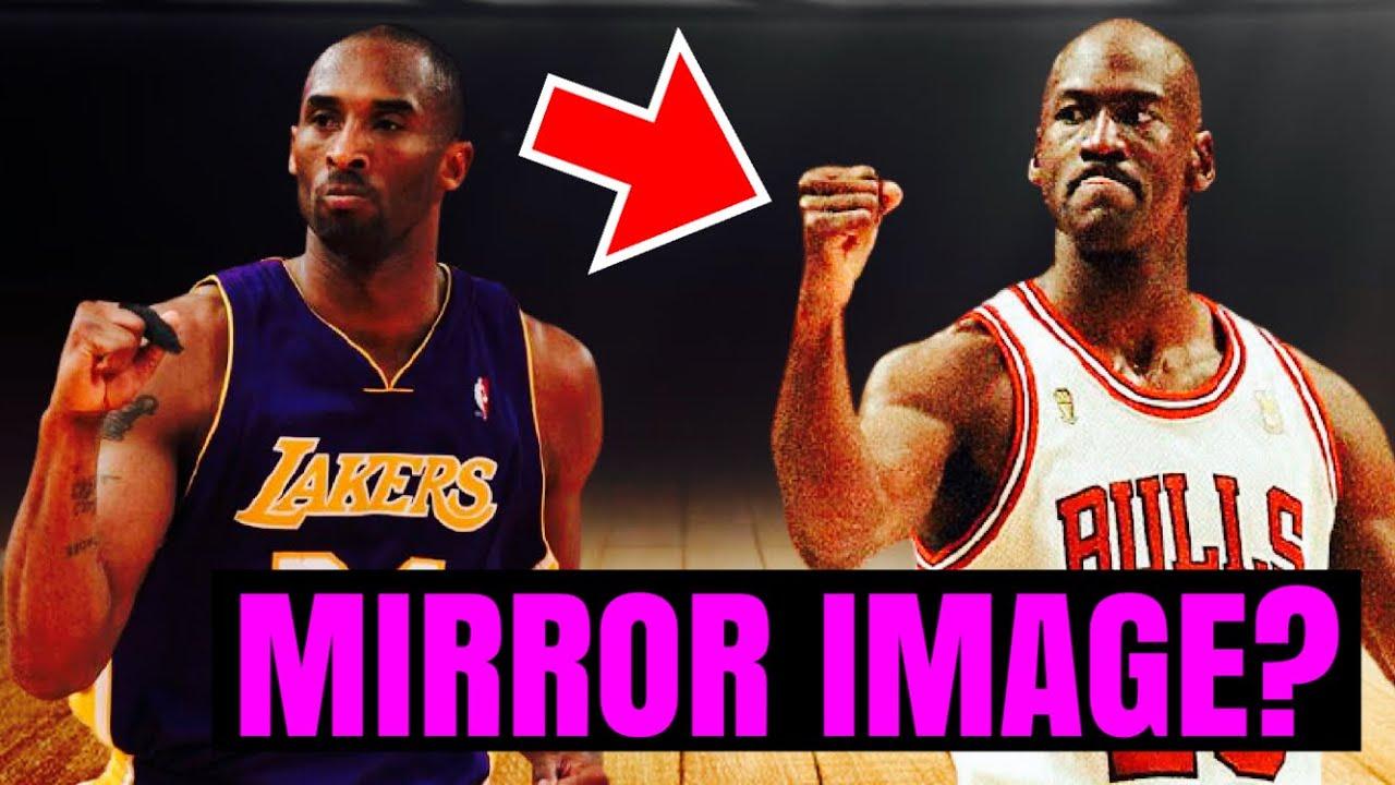Every Major Difference Between Michael Jordan and Kobe Bryant