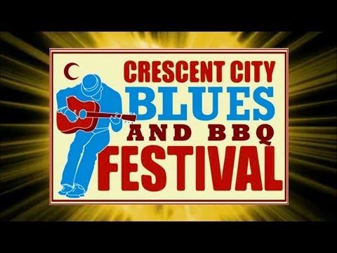 2014 CRESCENT CITY BLUES & BBQ FESTIVAL *PREVIEW*