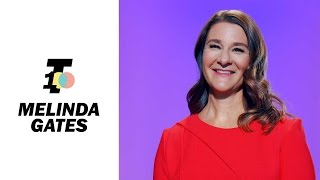 Melinda Gates On Empowering Women By Investing In Health & Technology   TIME 100   TIME