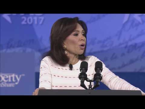 CPAC 2017 - Judge Jeanine Pirro