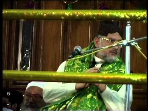 Bin Dekahay Eshq-e-Mustafa SAW..Professor Dr Tahir-ul-Qadri