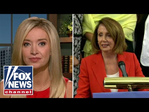Kayleigh McEnany: Pelosi