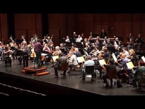 OSQ en répétition - concert 30 octobre 2013