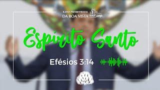 Devocional Diário | Rev. Leonardo Falcão | A ação do Espírito Santo na vida da Igreja | IPBV