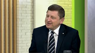 ROBERT KURASZKIEWICZ (WICEPREZES ZARZĄDU BANKU POCZTOWEGO) - BANK POCZTOWY RUSZYŁ Z KOPYTA
