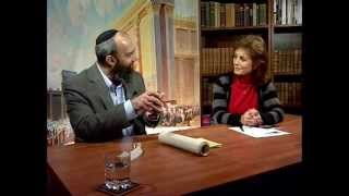 In The Last Days TV Programme 40- Rabbi Shmuel Bowman  Hebrew Language