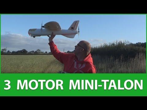 TRIPLE MOTOR Mini-Talon Mutant Maiden (it's RAPID!)