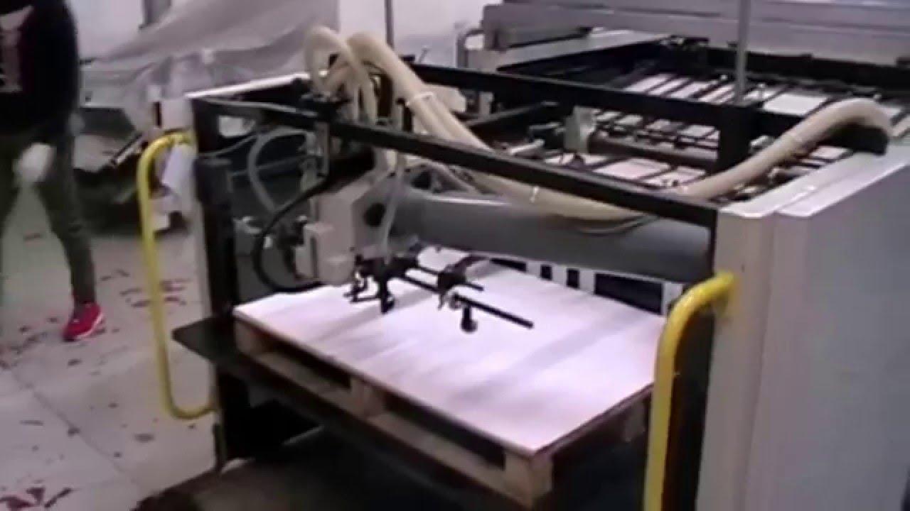 2008 Sakurai SC102AII Spot Screen Printing Machine For Sale