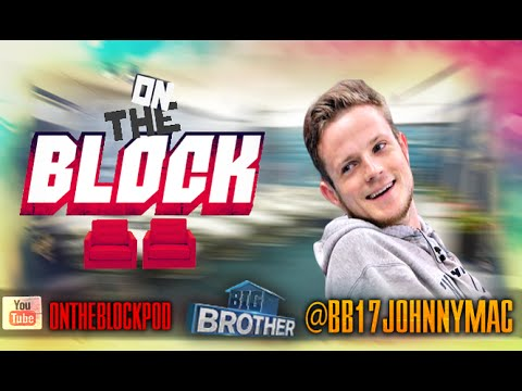 On the Block | John McGuire | Johnny Mac | Big Brother 17 | Game Breakdown