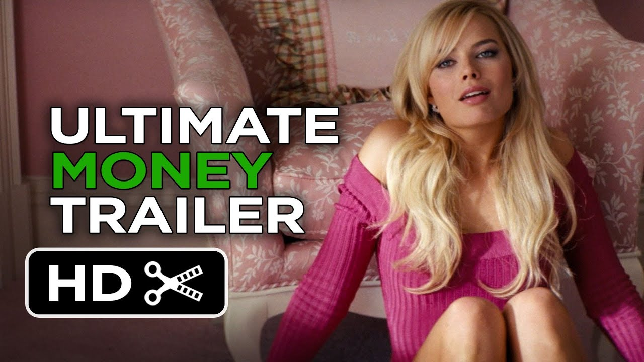The Wolf Of Wall Street Ultimate Money Trailer 2013 Leonardo