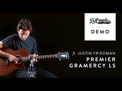 Premier Gramercy LS Demo | D'Angelico Guitars