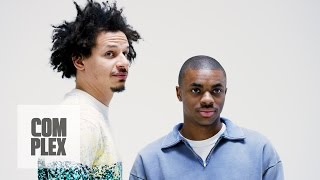 Eric André and Vince Staples Talk Extinction, Crack, and Dogs | Complex