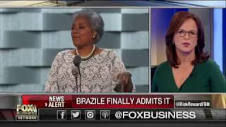 Donna Brazile Appears To Admit Leaking Debate Questions To Clinton Campaign