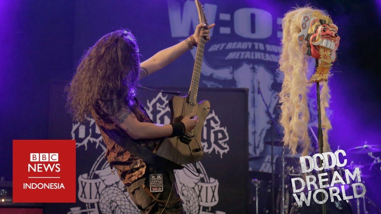 Down For Life: Musik metal, batik dan gamelan yang menggebrak Jerman