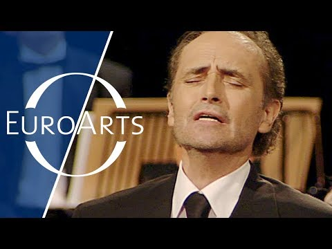 José Carreras - Alfonsina y el mar (with the Vienna Symphony Orchestra)