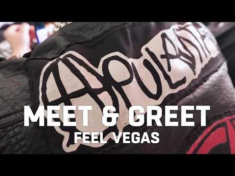 Apulanta - Meet&Greet Feel Vegas Jyväskylä