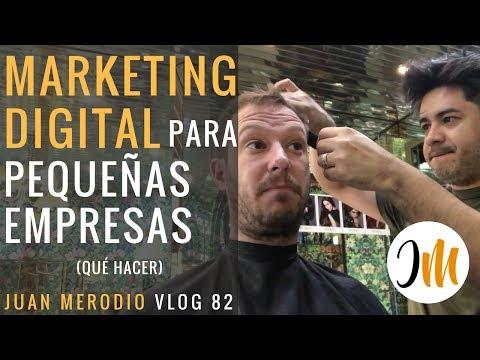 MARKETING DIGITAL PARA PEQUEÑAS EMPRESAS (qué hacer) ✔ 👉UNA PELUQUERÍA