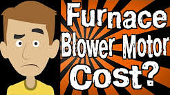 How Much Does a Furnace Blower Motor Cost?