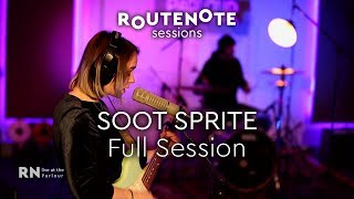 Soot Sprite - Full Session | RouteNote Sessions | Live at the Parlour