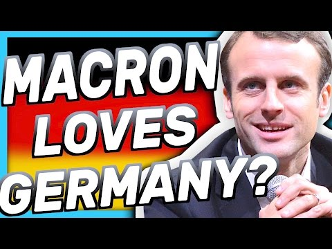 What FRENCH PRESIDENT MACRON means for GERMANY 🇨🇵🇩🇪