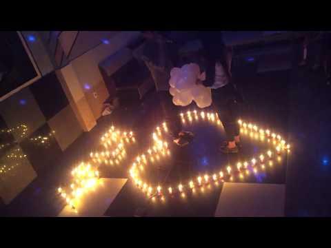 Màn tỏ tình lãng mạn vào ngày Valentine của Anh Công Mai dành cho Thảo Thánh Thiện