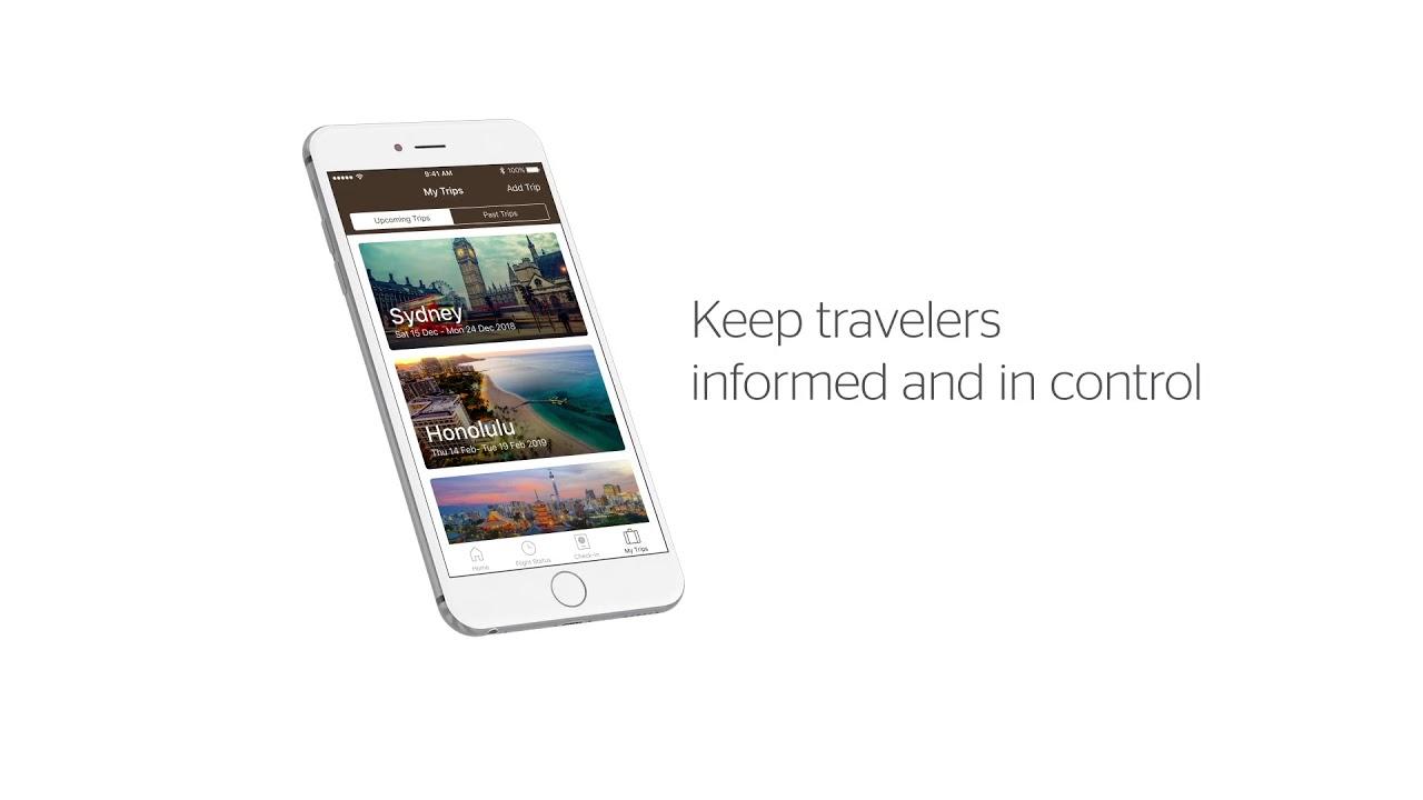 Fiji Airways App Launch