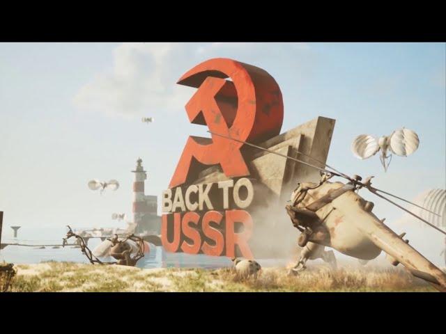 Soviet Lunapark VR - Reveal Trailer