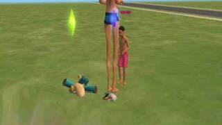 The Sims 2 - A Strange Family