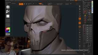 FREE! ZBRUSH CREATURE SCULPTING - Preview Webinar - with Josh Herman