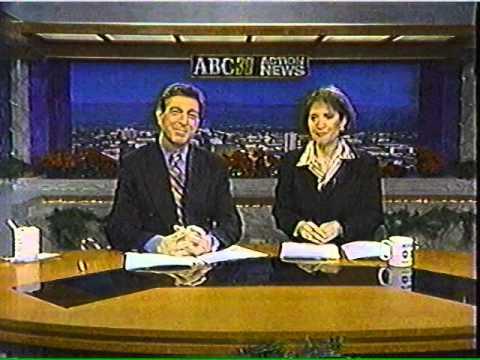 KFSN ABC 30 Action News AM Live Open 1997