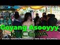Gambar cover Kecewa Dangdut - Goyang Santuy Asoy Lagu Tarling enak bener  Live show @ Sukanyiru Wado Sumedang