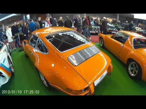 Retro Classic 2016 Stuttgart - Full Tour