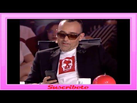 💩 Manda ''a la mierda'' Laura Escanes a Risto Mejide durante la grabación de 'Got Talent' 💩 thumbnail