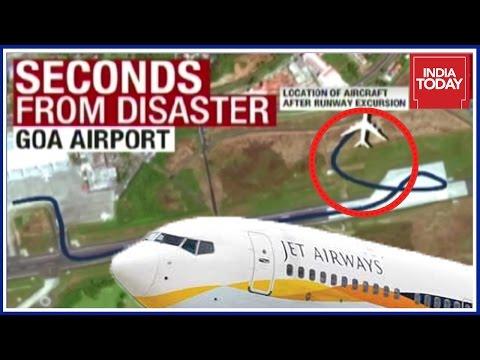 Twin Major Air Disasters In Goa & Delhi Airport Shock India
