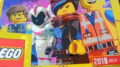 Vorschau für das Legoheft bei Real usw.
