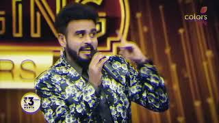 RR Cut | Mirchi Vijay Singing Gana Song | Colors Tamil | Ramezraja S |
