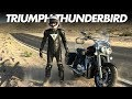 Triumph Thunderbird Commander Review - LIFE OF BRI