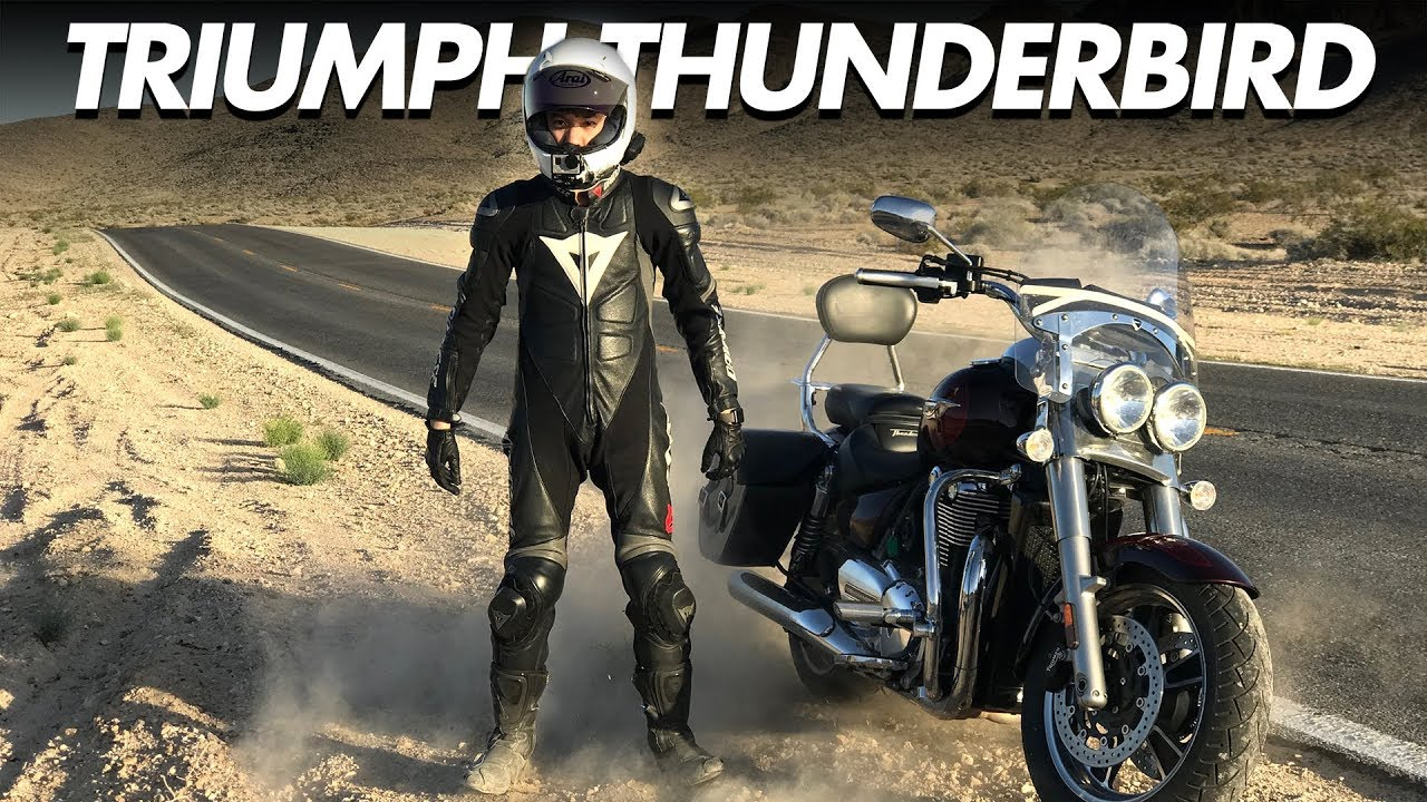 Triumph Thunderbird Commander Review Life Of Bri Youtube