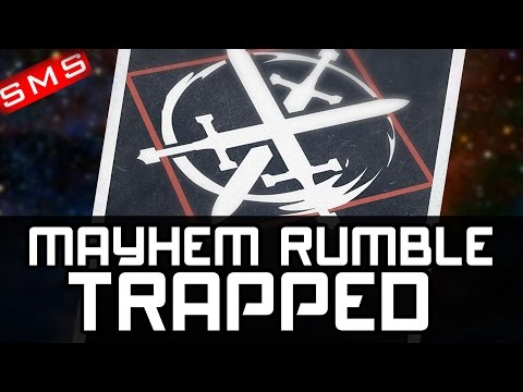 Destiny: SPAWN TRAPPED ON MAYHEM RUMBLE!