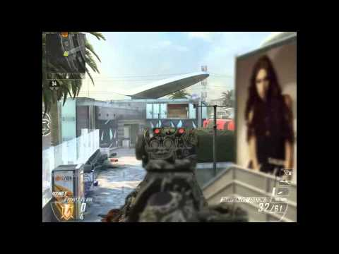 BLACK OPS 2 - LEAGUE PLAY 1v3 CLUTCH SnD