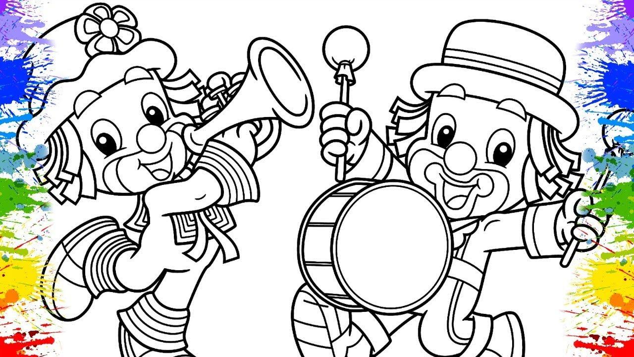 Palhacos Patati Patata Kids Cartoon Infantil Desenhos Para
