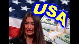 15-летняя мажорка жалуется, что мать выдает ей всего тысячу долларов в месяц