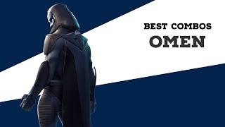 Best Combos | Omen | Fortnite Skin Review