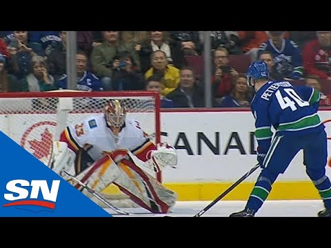 WATCH: Full Shootout From Flames vs. Canucks | Feb 9, 2019