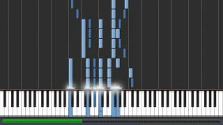 Synthesia - Nocturne Op.32 No.2 [Chopin]