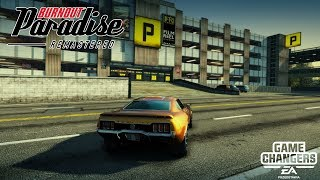 Burnout Paradise Remastered - All Car Parks Locations Guide