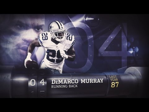 #4 DeMarco Murray (RB, Cowboys) | Top 100 Players of 2015