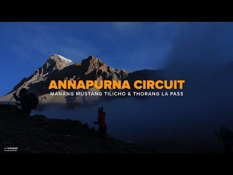 Annapurna Circuit Trek- Manang-Mustang through Thorang La Pass, Tilicho lake and so much more